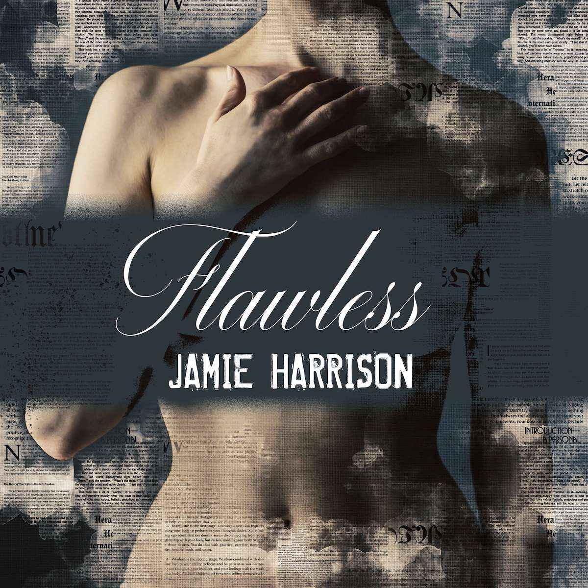 Jamie Harrison Flawless Cover Art